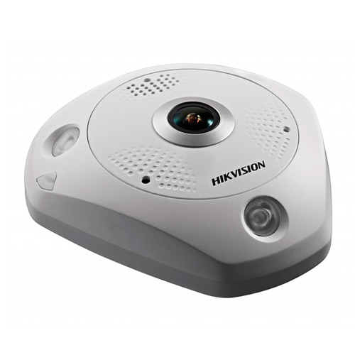 Fish-eye IP видеокамера DS-2CD6332FWD-IV