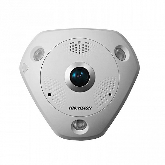 Fish-eye IP видеокамера DS-2CD6362F-I
